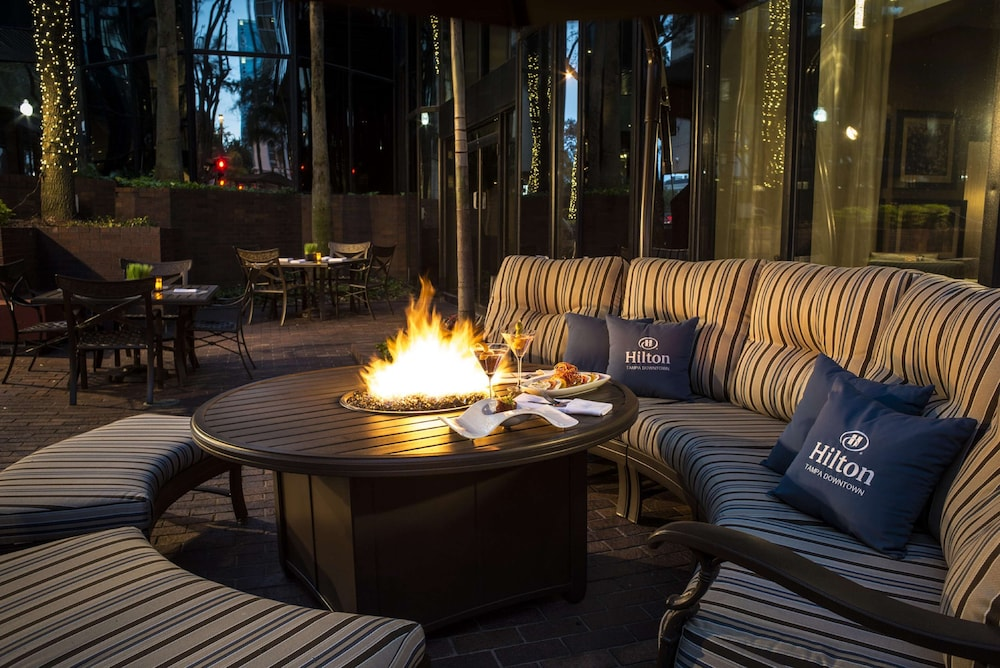 Terrace/Patio, Hilton Tampa Downtown