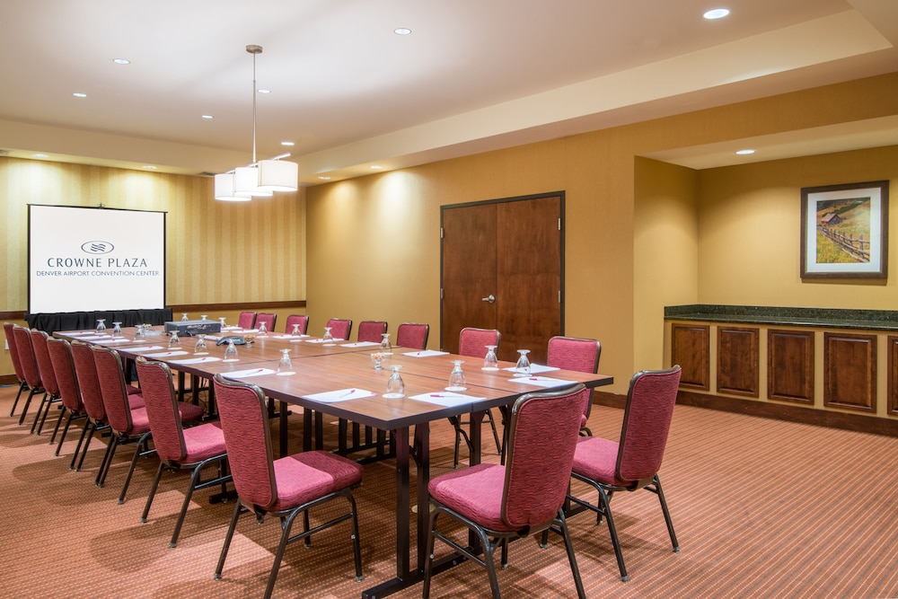Meeting Facility, Crowne Plaza Denver Airport Convention Ctr, an IHG Hotel