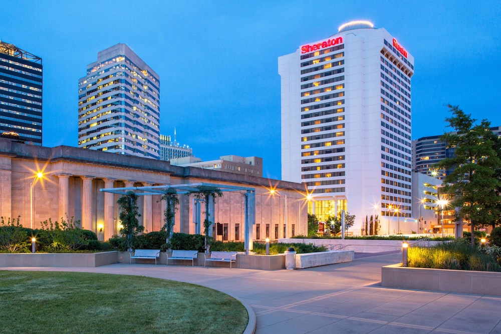 Exterior, Sheraton Grand Nashville Downtown