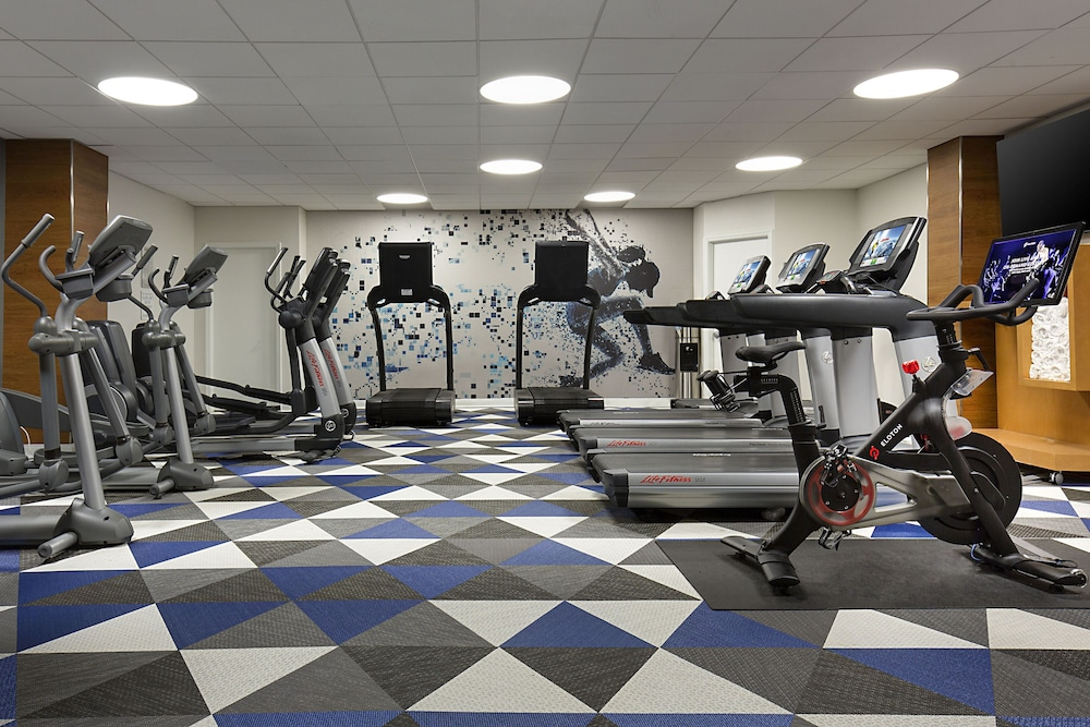 Fitness Facility, Sheraton Grand Nashville Downtown