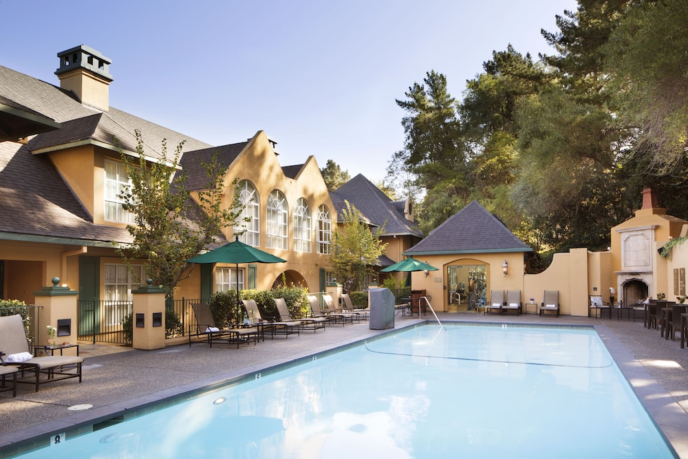 Outdoor Pool, Lafayette Park Hotel & Spa