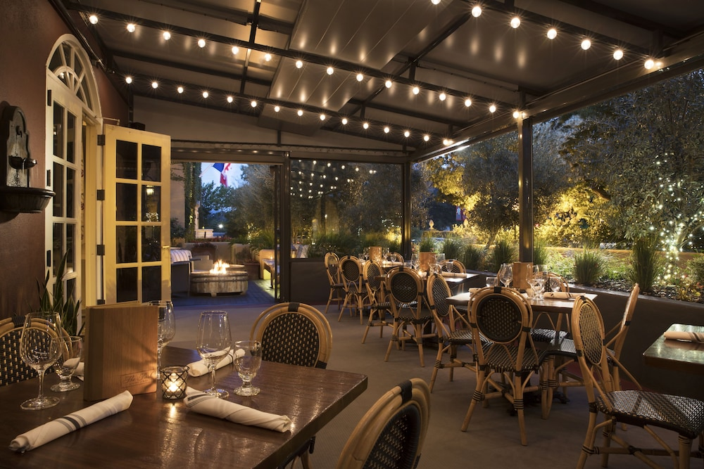 Outdoor Dining, Lafayette Park Hotel & Spa