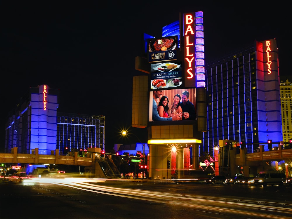 Front of Property - Evening/Night, Bally's Las Vegas - Hotel & Casino