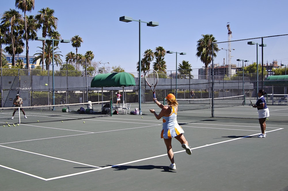 Tennis Court, Bally's Las Vegas - Hotel & Casino