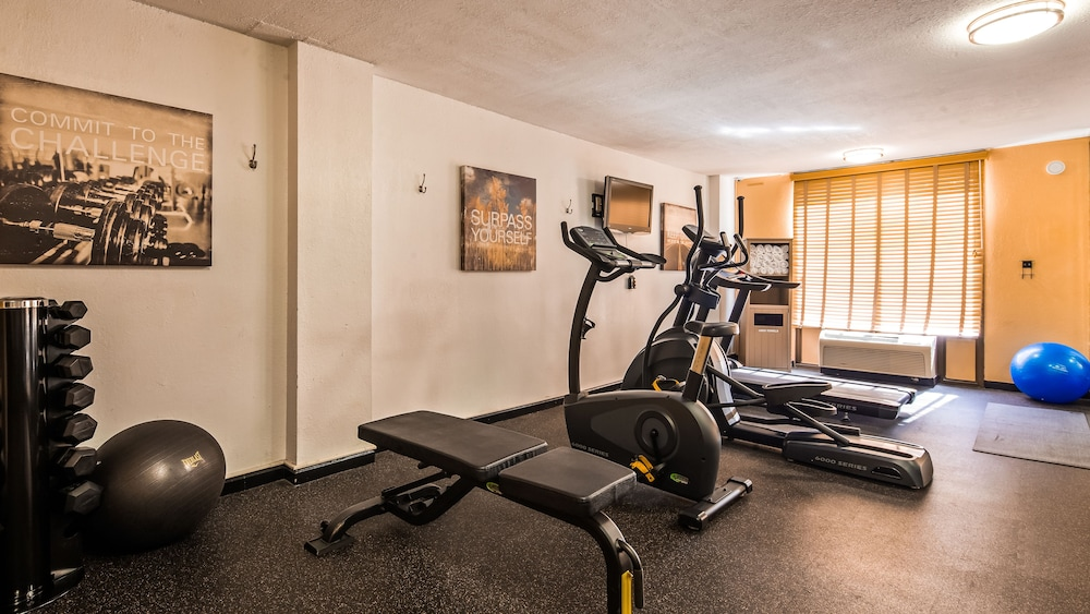 Fitness Facility, Best Western Plus Grosvenor Airport Hotel