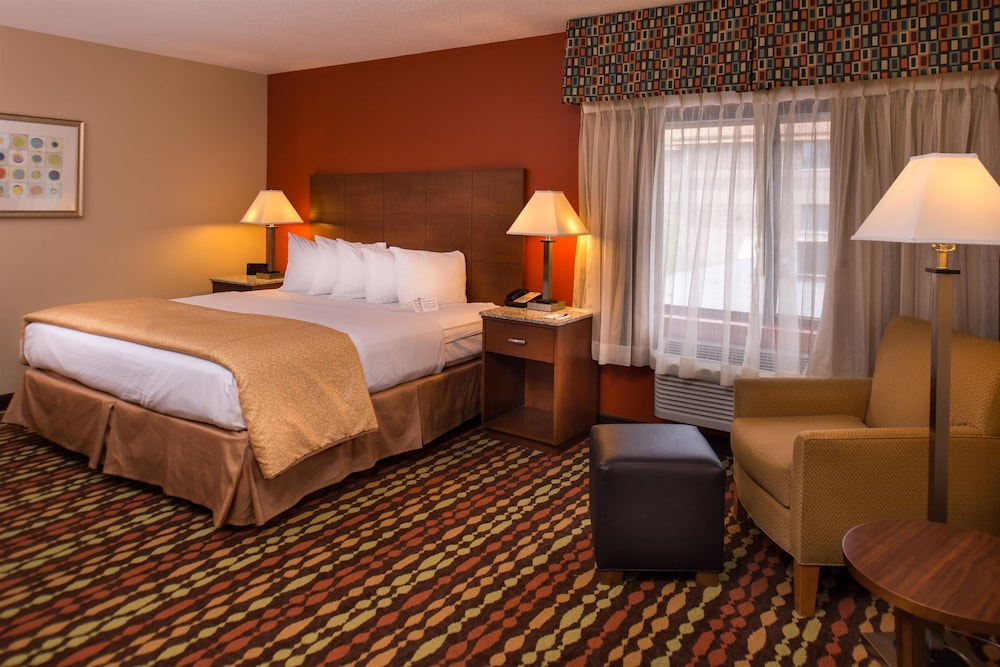 Room, Best Western Ambassador Inn & Suites