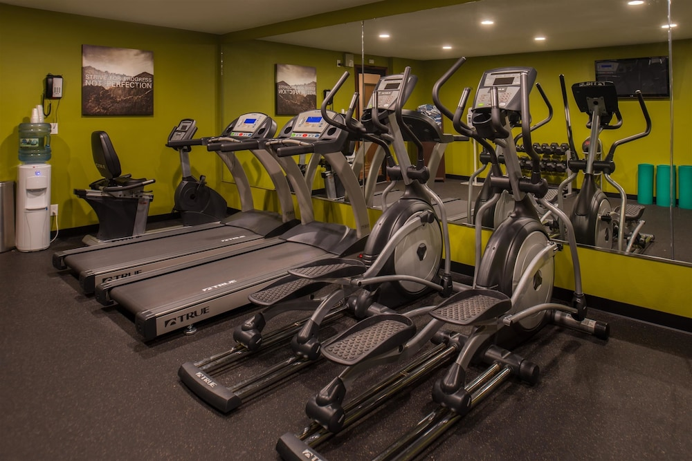 Fitness Facility, Best Western Ambassador Inn & Suites