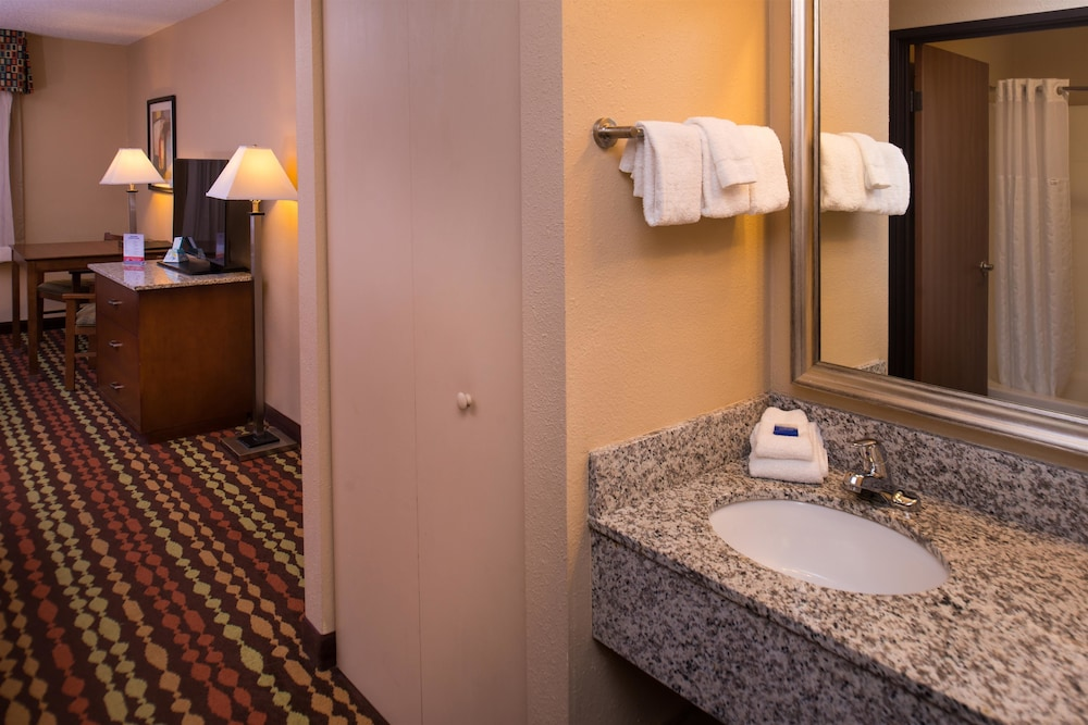 Bathroom, Best Western Ambassador Inn & Suites