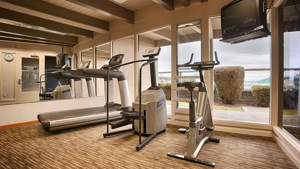 Fitness Facility, Cavalier Oceanfront Resort