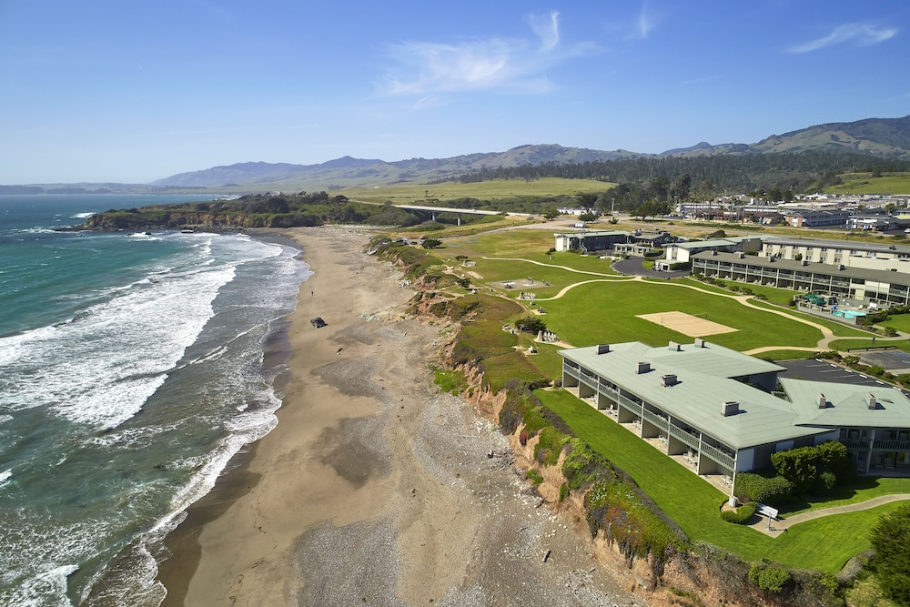 Aerial View, Cavalier Oceanfront Resort