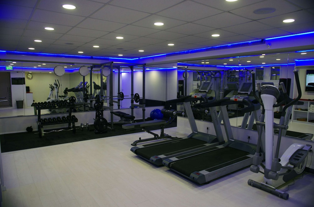 Fitness Facility, Best Western Regency Suites