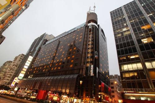 プルデンシャル ホテル (香港恒豊酒店)