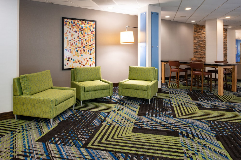 Lobby, Holiday Inn Express Towson - Baltimore North, an IHG Hotel