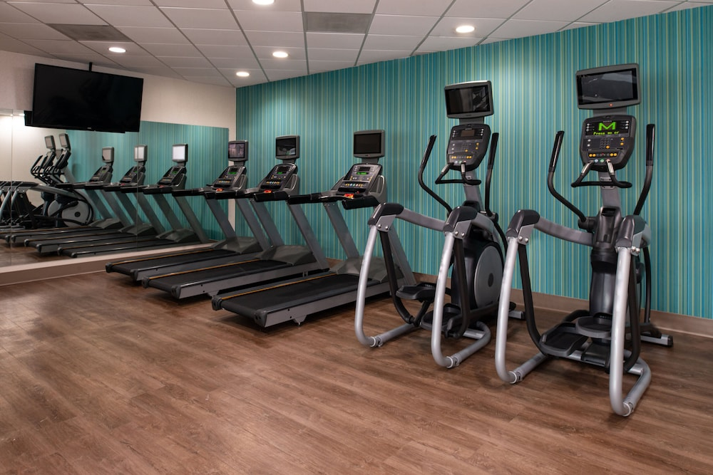 Fitness Facility, Holiday Inn Express Towson - Baltimore North, an IHG Hotel