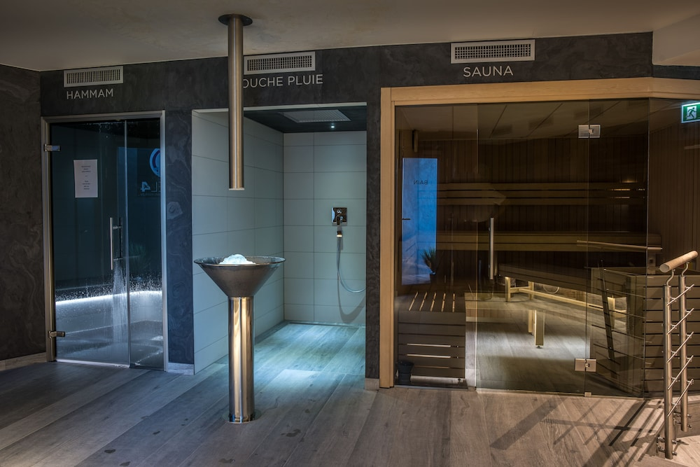 Sauna, Best Western Hotel Everness