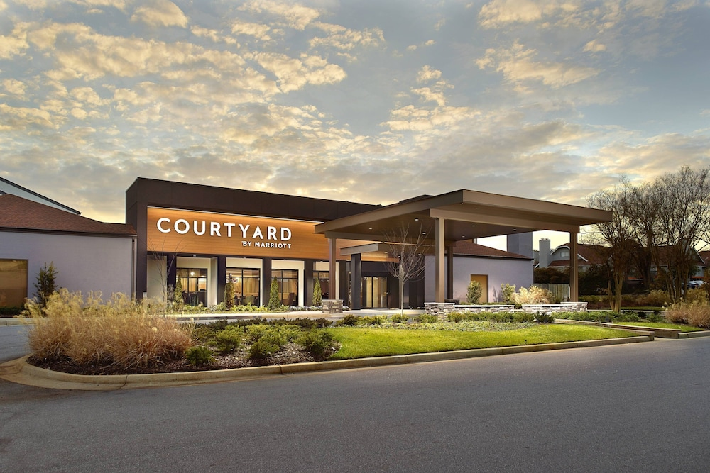 Exterior, Courtyard by Marriott Greenville Haywood Mall