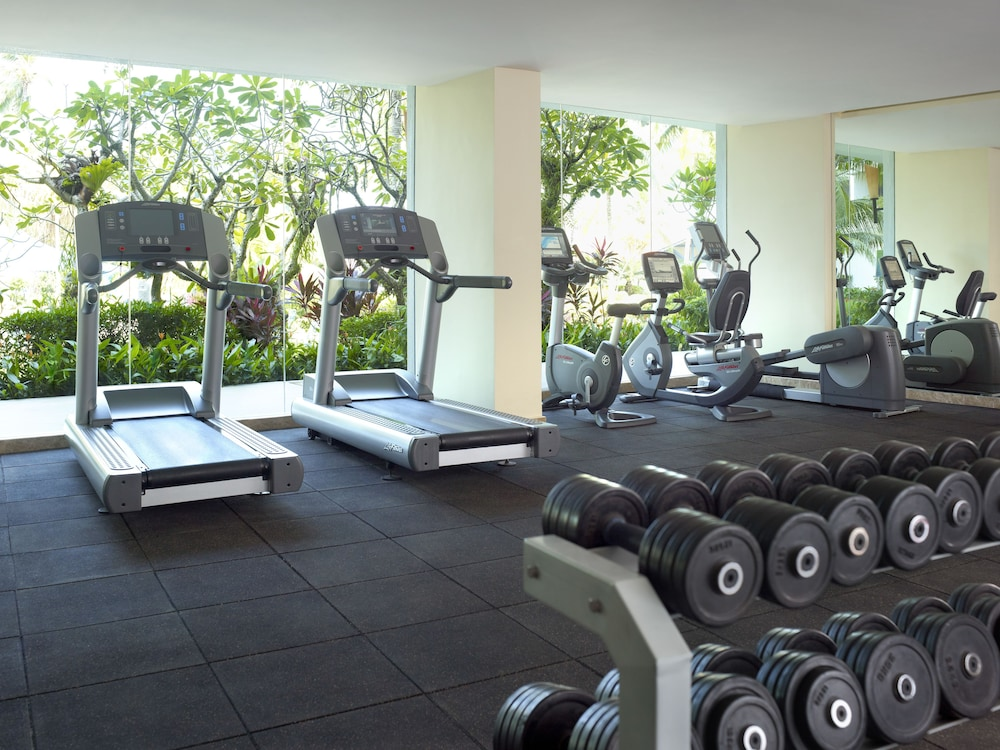Gym, Golden Sands Resort by Shangri-La, Penang