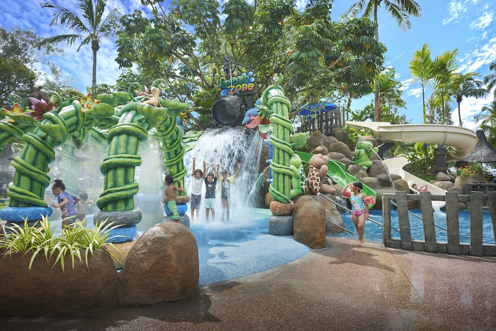 Water Park, Golden Sands Resort by Shangri-La, Penang