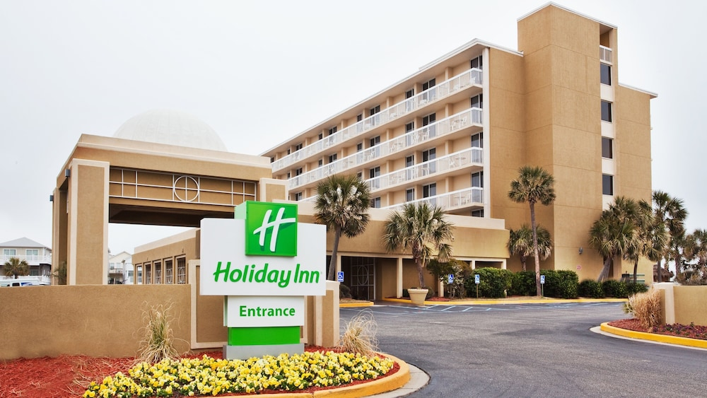 Exterior, Holiday Inn Oceanfront at Surfside Beach, an IHG Hotel