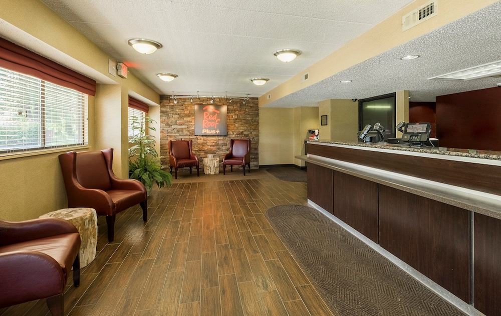 Lobby, Red Roof Inn PLUS+ Wilmington - Newark
