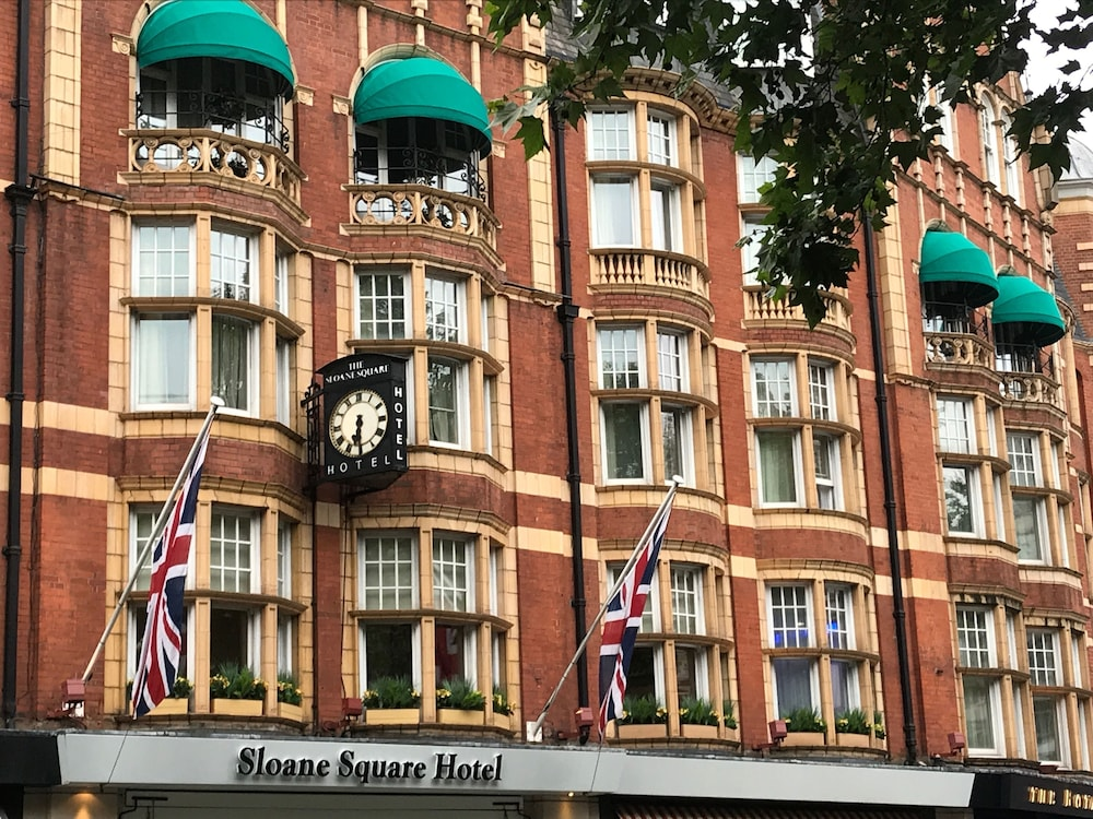 092d72d48 Sloane Square Hotel 4.0 out of 5.0. Building design Featured Image ...