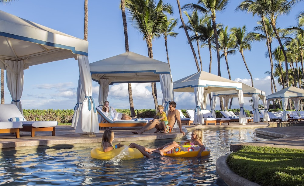 Outdoor Pool, Grand Wailea Maui, A Waldorf Astoria Resort