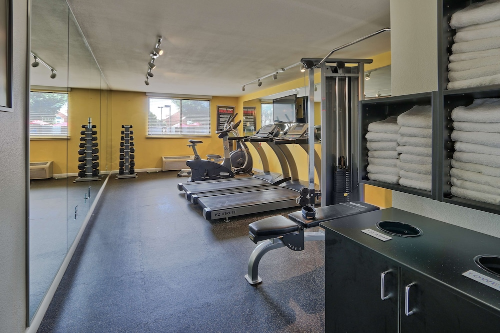 Fitness Facility, Best Western Plus Rio Grande Inn