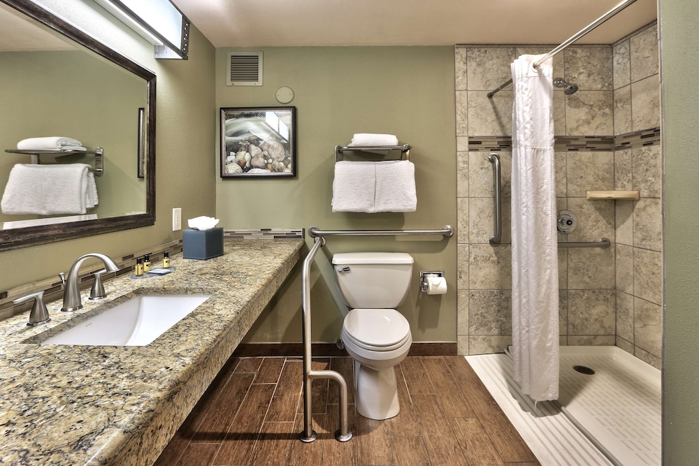 Bathroom, Best Western Plus Rio Grande Inn