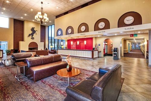 休斯頓洲際機場紅獅酒店