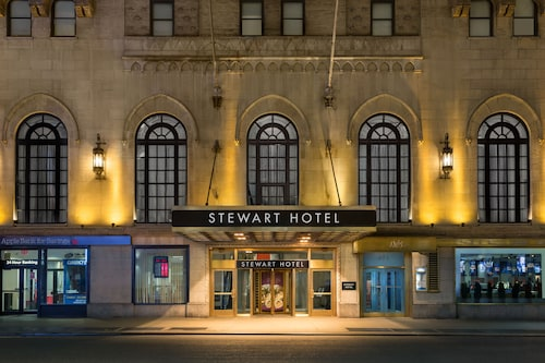 Check Expedia for Availability of Stewart Hotel