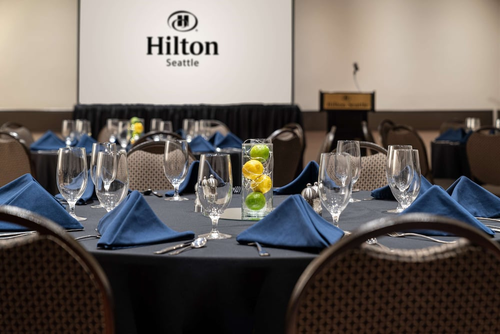 Meeting Facility, Hilton Seattle