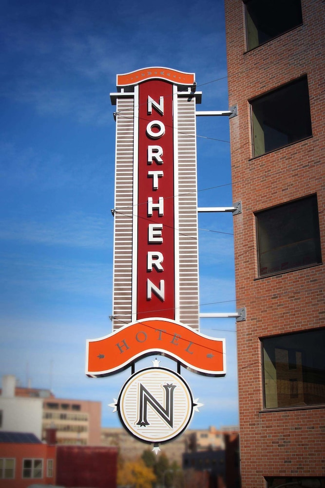 Exterior, Northern Hotel