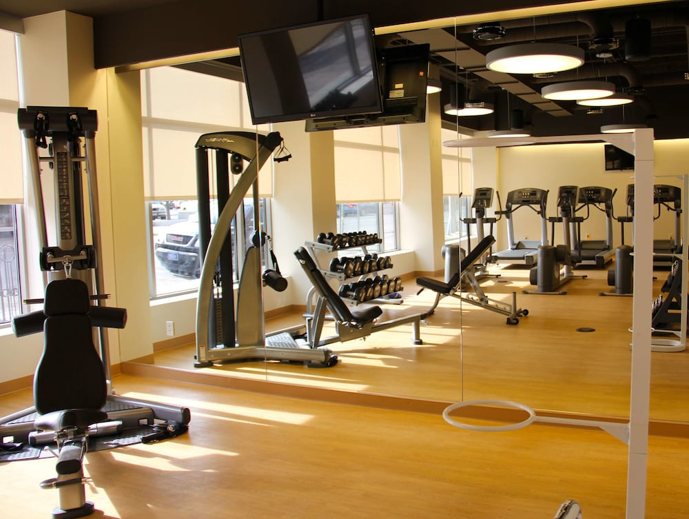 Fitness Facility, Northern Hotel