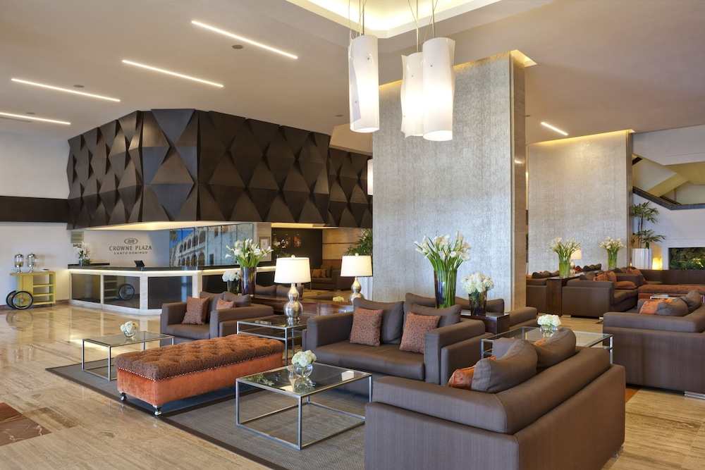 Lobby, Crowne Plaza Santo Domingo, an IHG Hotel
