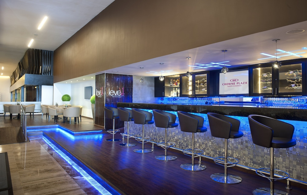 Bar, Crowne Plaza Santo Domingo, an IHG Hotel
