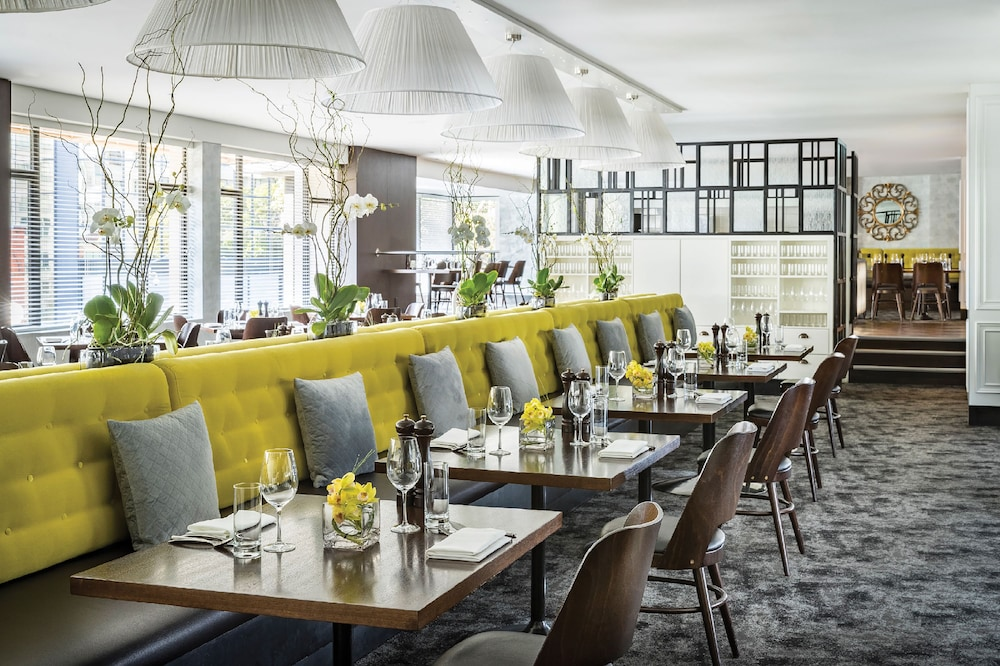 Restaurant, Cordis, Auckland by Langham Hospitality Group