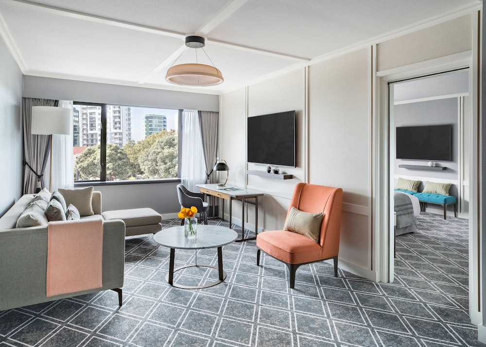 Living Room, Cordis, Auckland by Langham Hospitality Group