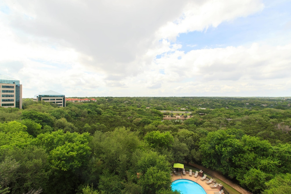 View from Room, Renaissance Austin Hotel