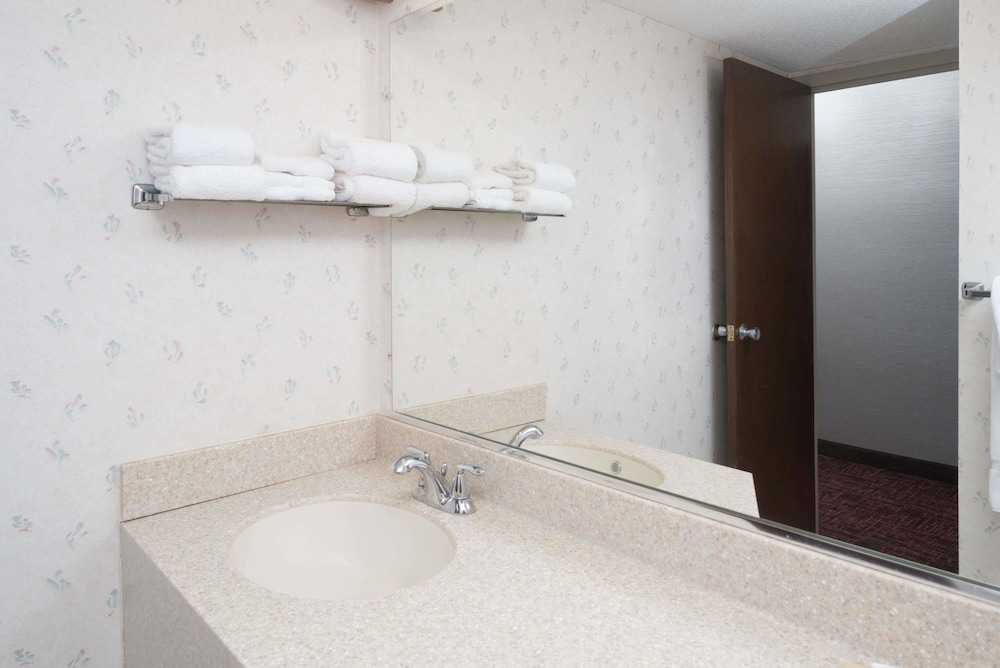 Bathroom, Ramada by Wyndham Grand Forks