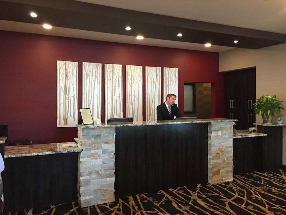 Reception, Ramada by Wyndham Grand Forks