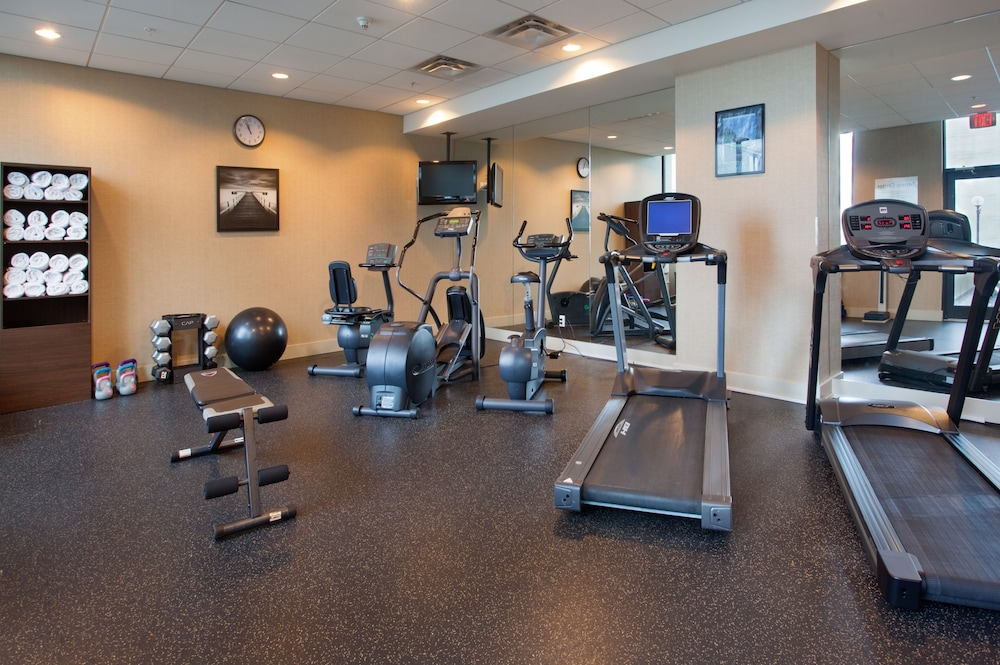 Fitness Facility, Holiday Inn Vancouver Centre