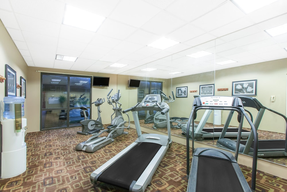 Fitness Facility, Hawthorn Suites by Wyndham Midwest City Tinker AFB
