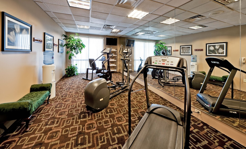 Sports Facility, Hawthorn Suites by Wyndham Midwest City Tinker AFB
