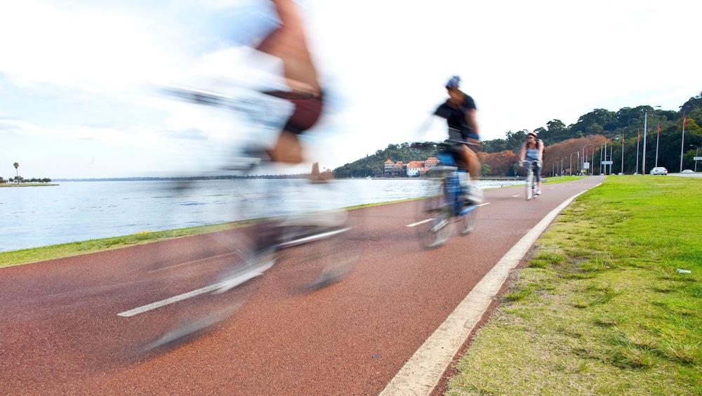 Bicycling, Crowne Plaza Perth