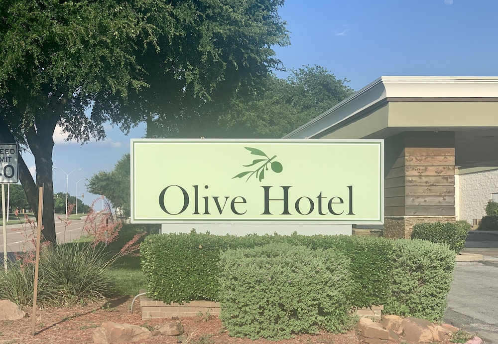 Front of Property, The Olive Hotel