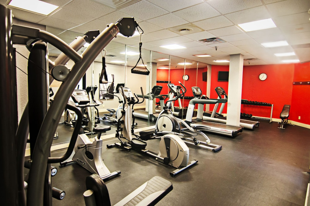 Gym, The Olive Hotel