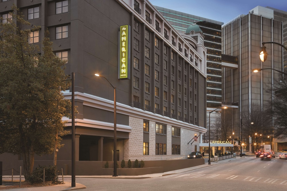 Exterior, The American Hotel Atlanta Downtown - a DoubleTree by Hilton