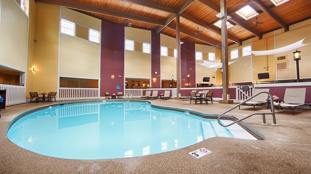 western plus steeplegate inn deals reviews davenport usa wotif
