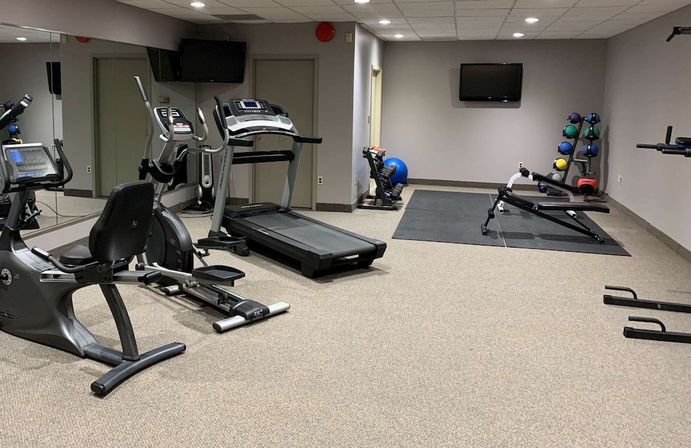 Fitness Facility, Best Western Plus Wooster Hotel & Conference Center