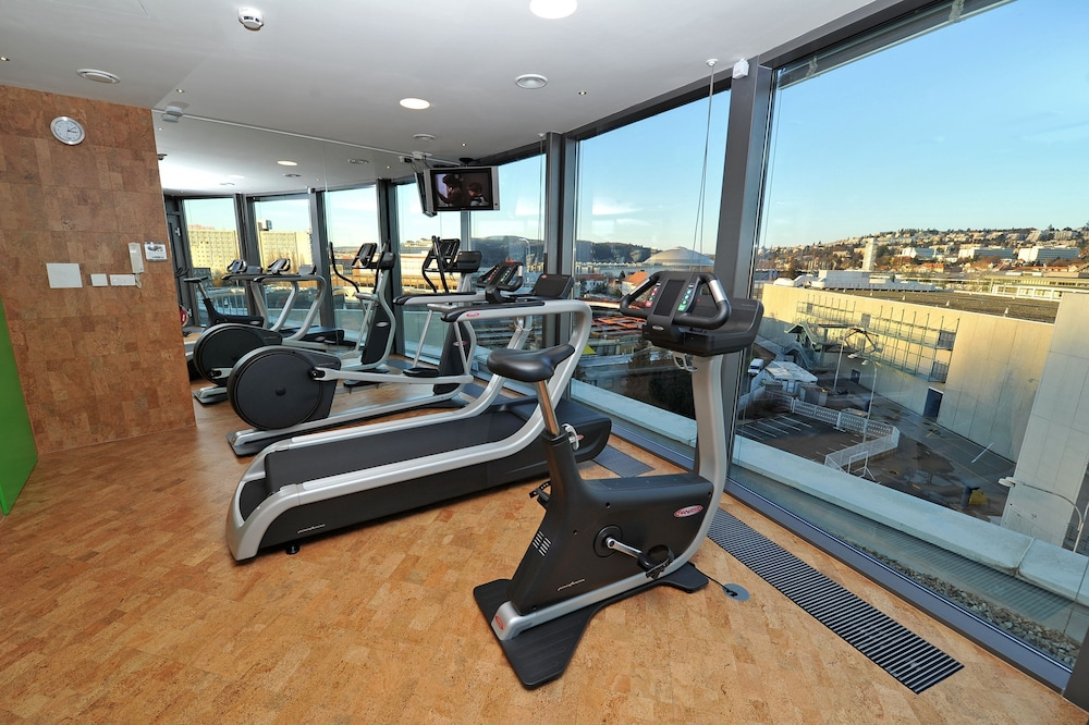 Fitness Facility, Quality Hotel Brno Exhibition Centre